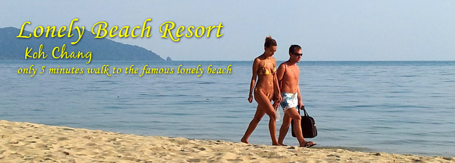 Lonely Beach Resort - Koh Chang